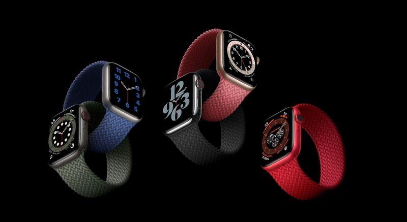 ▲蘋果(Apple)今(16)日於新品發表會中,率先公布了Apple