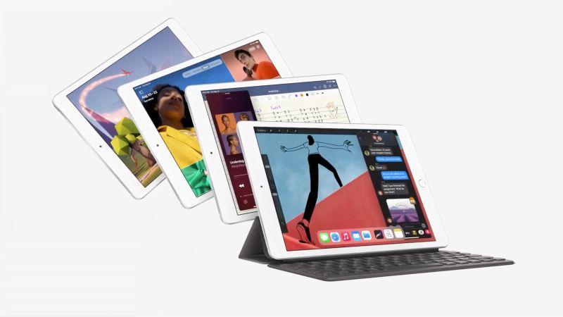 ▲蘋果(Apple)新品發表會於台灣時間今(16)日凌晨1時登場,會中同步發表了iPad 8、新款iPad Air。(圖/翻攝自蘋果YouTube頻道)