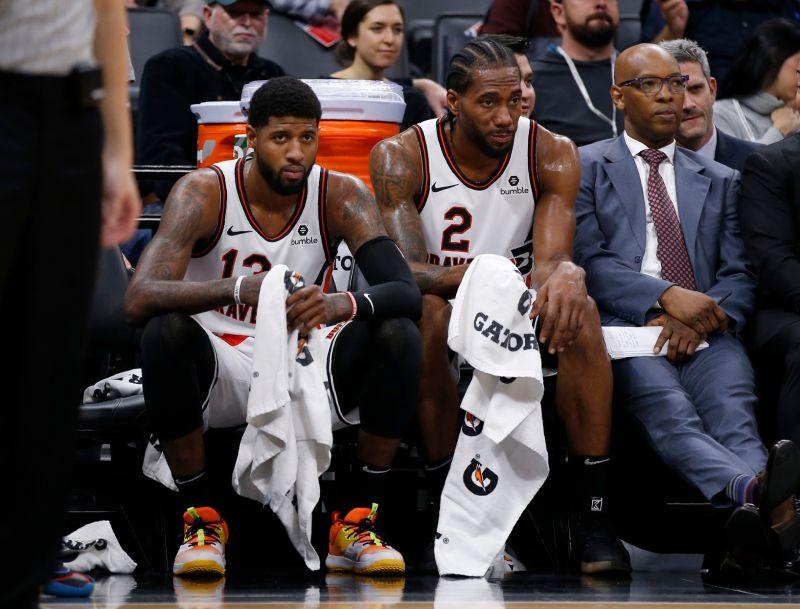 NBA/「宇宙艇」季後恐瓦解?PG要全員再戰一季被翻白眼