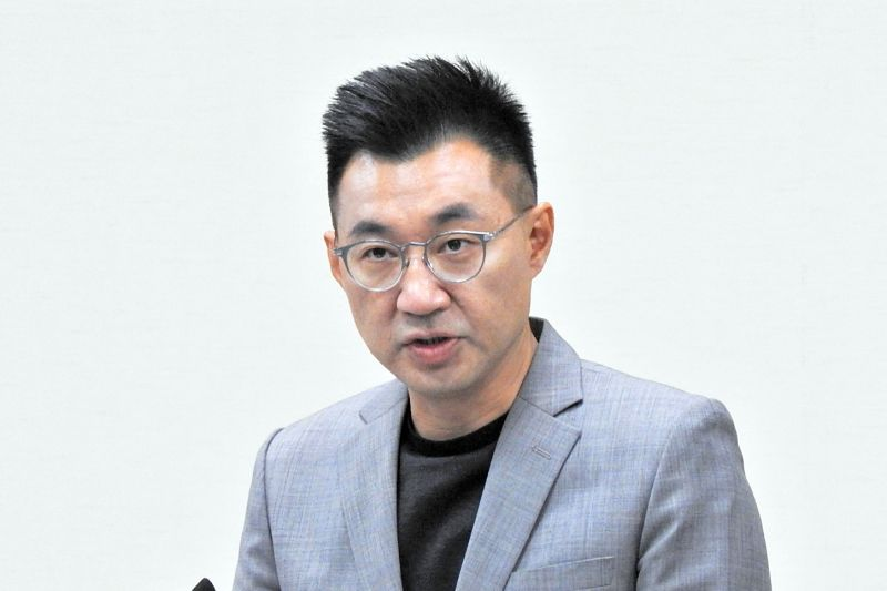 江啟臣談海峽論壇 喊話對岸「期待在恰當時機」深化交流