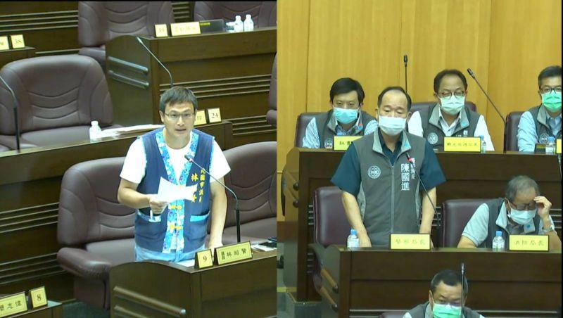 檢舉魔人爭議惹民怨 林昭賢:警方應建立SOP