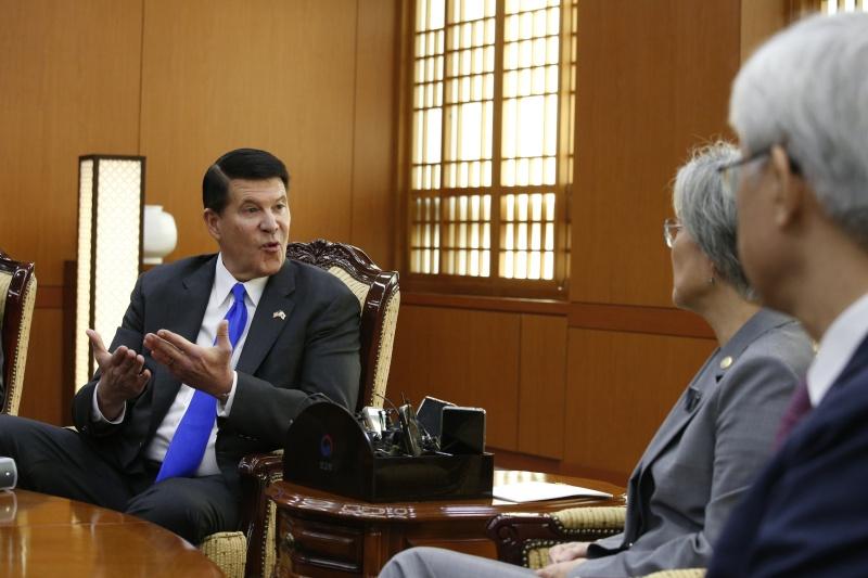 ▲美國國務院主管經濟增長、能源及環境事務的次卿柯拉奇將於 17 日來訪台灣,並將參加前總統李登輝的告別禮拜。資料照。(圖/美聯社/達志影像)