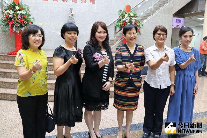 澎議會女力當道 宋昀芝宣誓就職6女議員齊為民喉舌