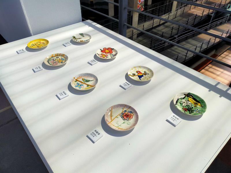 陶博館「孩子陶花園」特展 陶瓷彩繪豐富孩子的藝術視野
