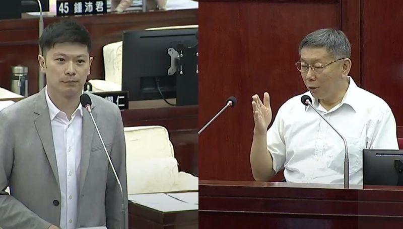 台北市長柯文哲17日在接受國民黨市議員李柏毅質詢時,直言2024年選總統一事,他「不只是想,而是直接在準備」。