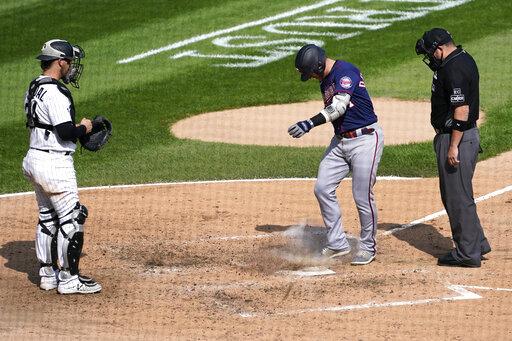 MLB/不爽主審判決?唐納森開轟後被趕出場