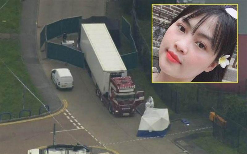 轟動國際的冷凍貨櫃車命案!人蛇集團四嫌被越南判刑入獄