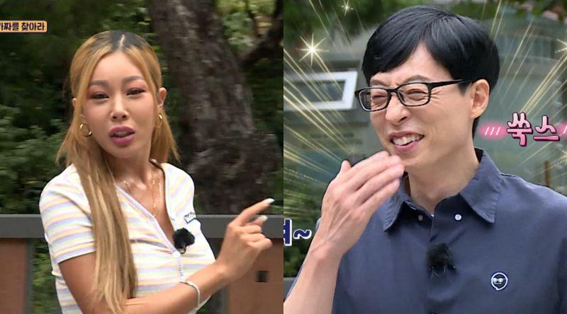 劉在錫「當爸爸」照顧Jessi 暖舉無敵感人!