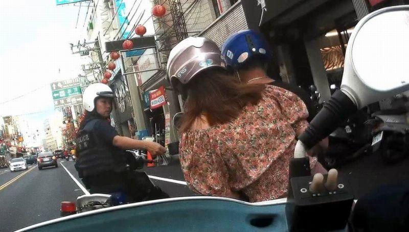 失聯男女移工騎機車逛大街 警方<b>盤查</b>一箭雙鵰依法移送