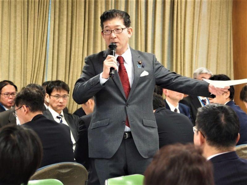 日本眾議員高鳥修一確診新冠肺炎 國會議員首例