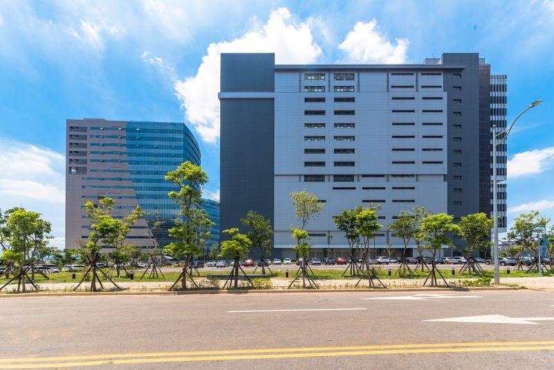 ▲「和耀恆美」1309坪的基地就位在科技園區第一排,目前建案潛銷醞釀中(圖/資料照片)