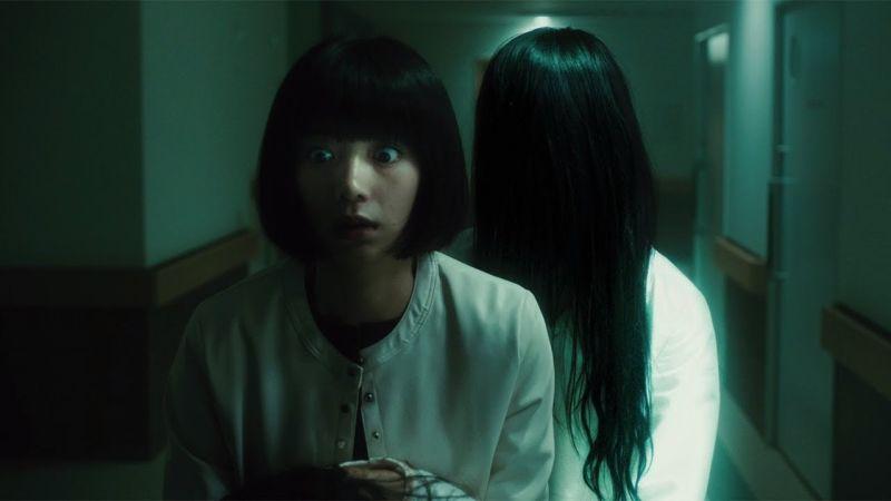 ▲曾出演《貞子:咒殺KOL》的池田依來沙今年24歲,被封為「最美貞子」,星途順遂的她更被稱讚為小松菜奈2.0。(圖/翻攝自劇照)