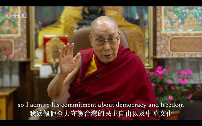 影/追思<b>李登輝</b>!安倍晉三寫悼詞 達賴喇嘛錄製影片致意