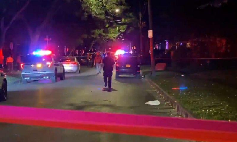 紐約州驚傳大規模槍擊 至少16人中槍受傷、2人死亡
