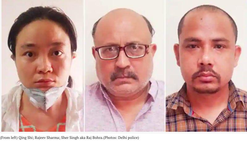 出賣印度國防機密給中國 官媒《環時》記者遭印警逮捕