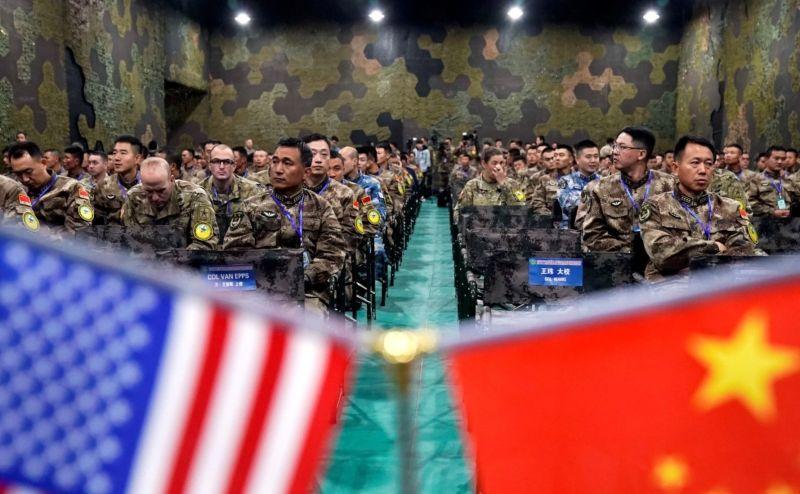 解放軍演探測部署 美海軍前副長:11月大選可能趁機攻台
