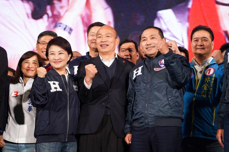 韓國瑜下一步?葉元之:可選台南或桃園市長