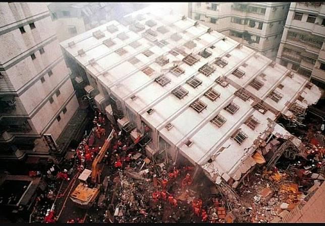 ▲921地震至今已經21週年,而就有一名網友分享親身經驗,引發熱議。(圖/翻攝維基百科)