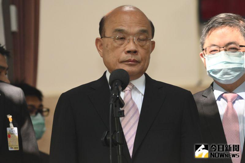 <b>藍委</b>質疑蔡政府舉債過多 蘇貞昌:國民黨執政時期更多