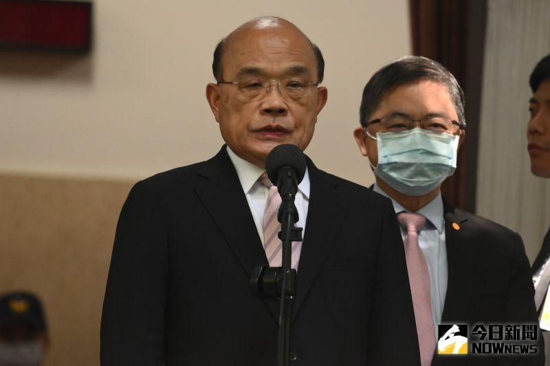 直播/蘇貞昌赴立院報告紓困3.0預算案 藍綠再掀攻防戰