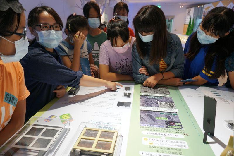 「夢想足機」展 體驗綠色能源發電大小事