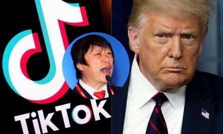 川普要求TikTok脫離中國!《環時》胡嗆:北京不會批准