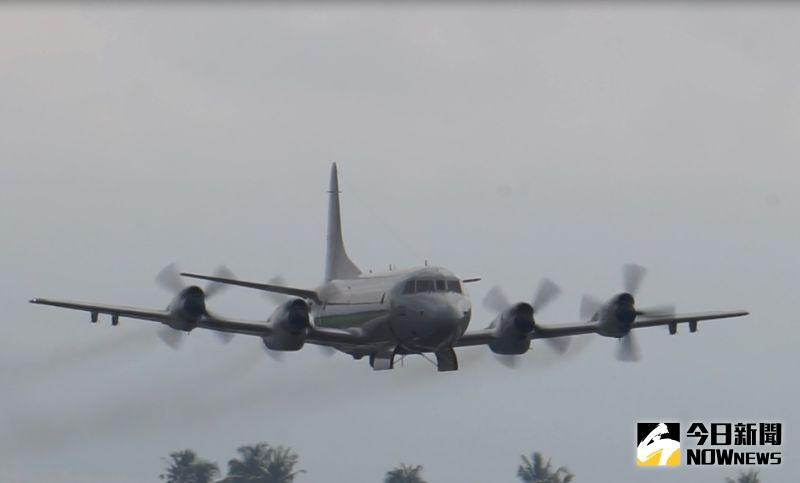 ▲空軍第六聯隊P-3C反潛機性能展示,打開炸彈艙。(圖/記者呂炯昌攝.2020.09.22)