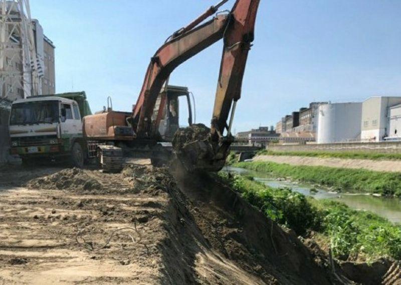 高市後勁溪台塑段河道清淤完工 市區積淹水災情大幅減少