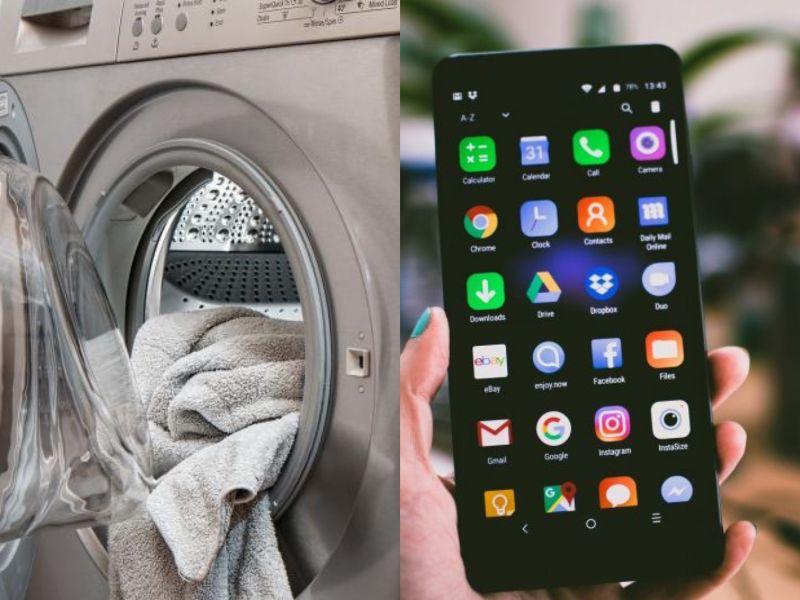 手機誤丟洗衣機!婆婆暖心「1舉動」惹哭她:真的很幸福