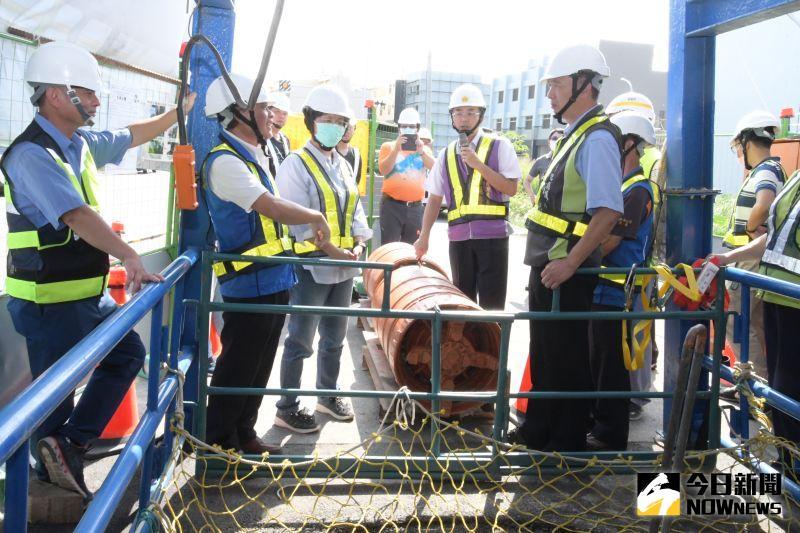 影/和美鎮汙水下水道工程正式啟動