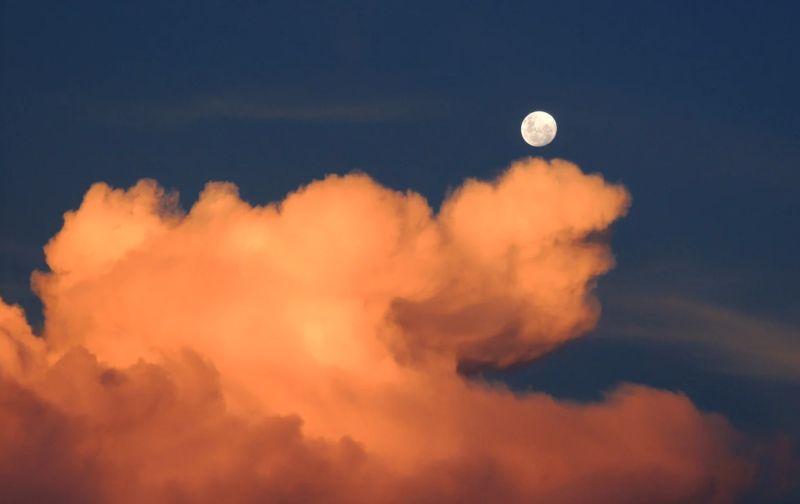 ▲氣象專家吳德榮在《三立準氣象· 老大洩天機》指出,周四鋒面將再度南下,並揭降雨時間點。(示意圖/翻攝自Pixabay)