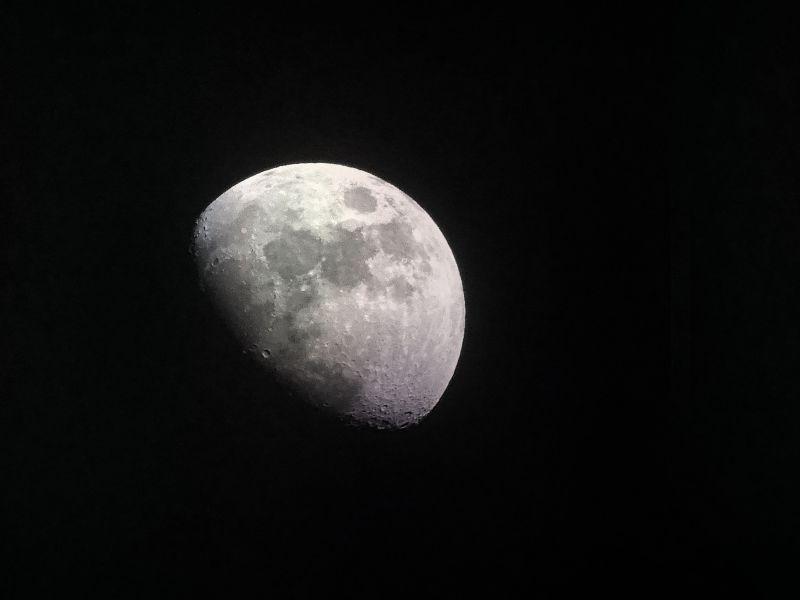 ▲月球(圖/翻攝Pexels)