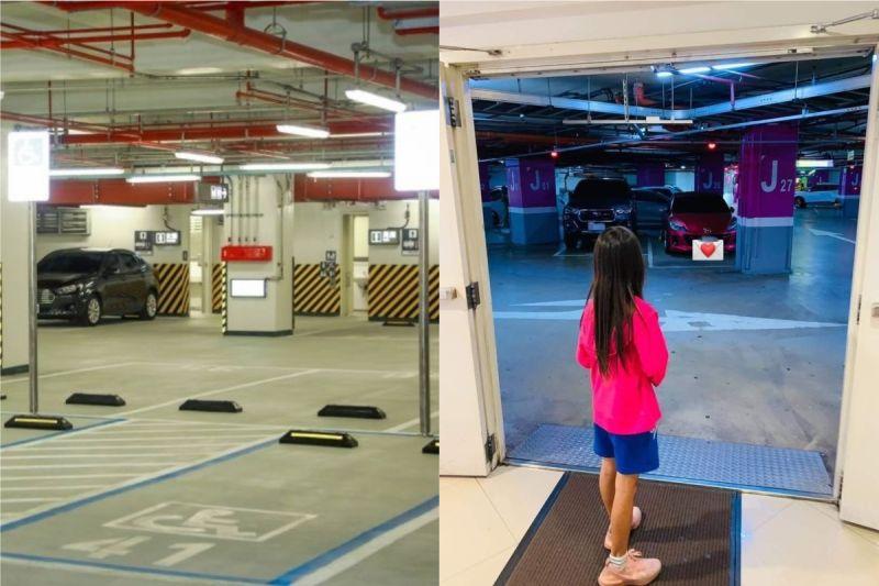 ▲媽媽嫌停車場太大又容易迷路,停太遠又會走到腳痠。(示意圖/翻攝自《pixabay》及《爆怨公社》 )