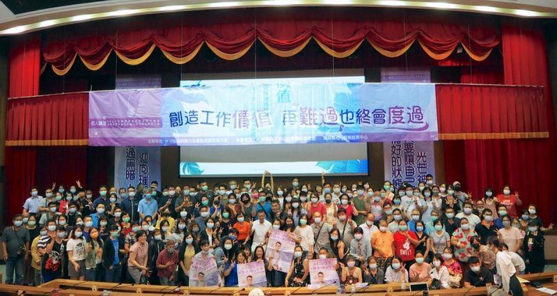 勞動部邀吳若權正能量演講 助<b>求職</b>受阻者創造工作價值