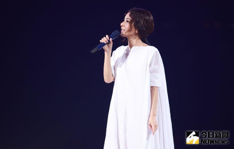 ▲田馥甄暌違4年舉辦第二次大型巡演「全球人壽