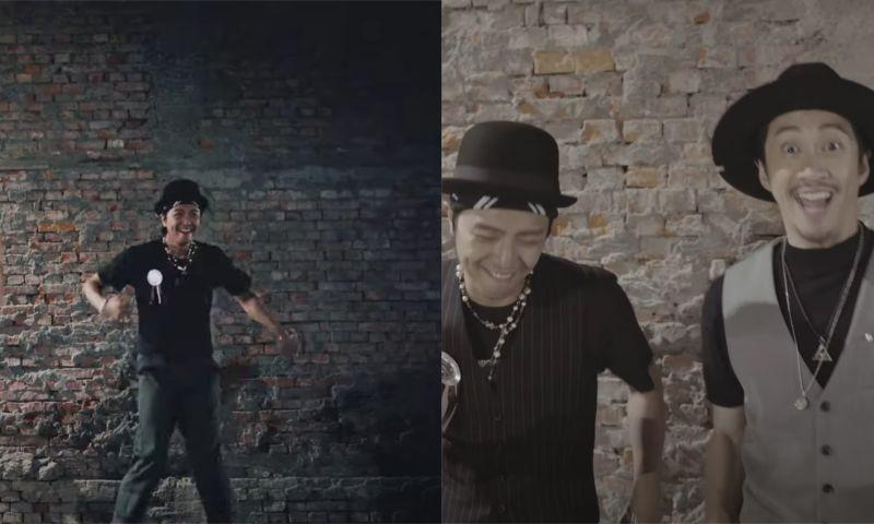 陳漢典公開最後合作!小鬼「笑著跳舞」影片曝 粉絲看哭