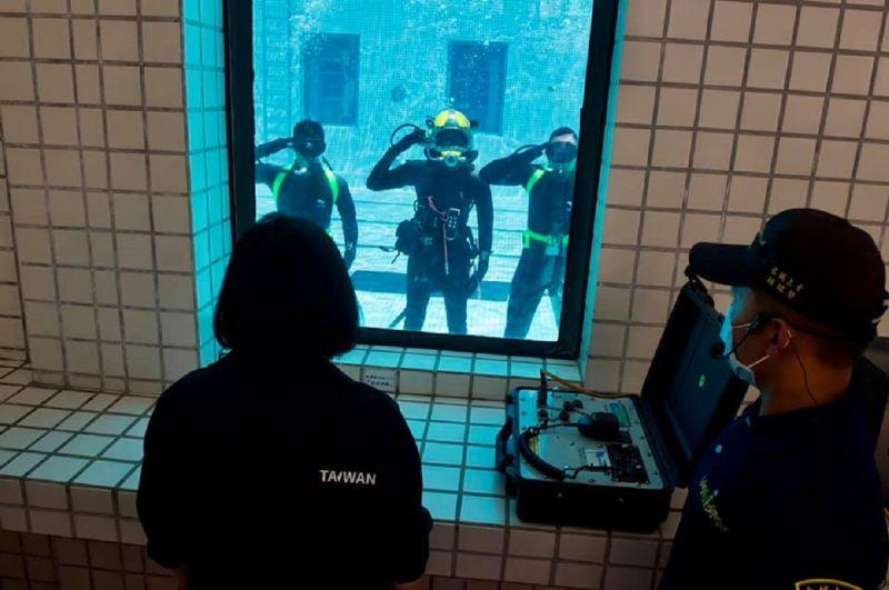 水下大隊中士訓練溺水 艦指部:已轉<b>加護病房</b>治療