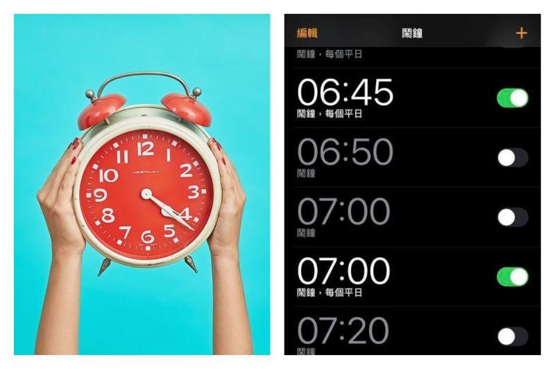 ▲一位媽媽透露自己睡過頭,因為手機鬧鐘設定的關係,週六根本沒響,引發暴風同感。(圖/翻攝自Unsplash,《爆怨公社》臉書)