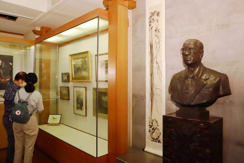 美術史裡的「三國演繹」 李梅樹紀念館開展