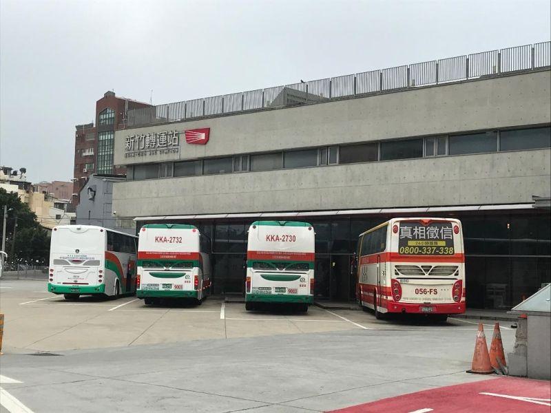 台灣設計展將登場 3條接駁車路線、逾1100個停車格
