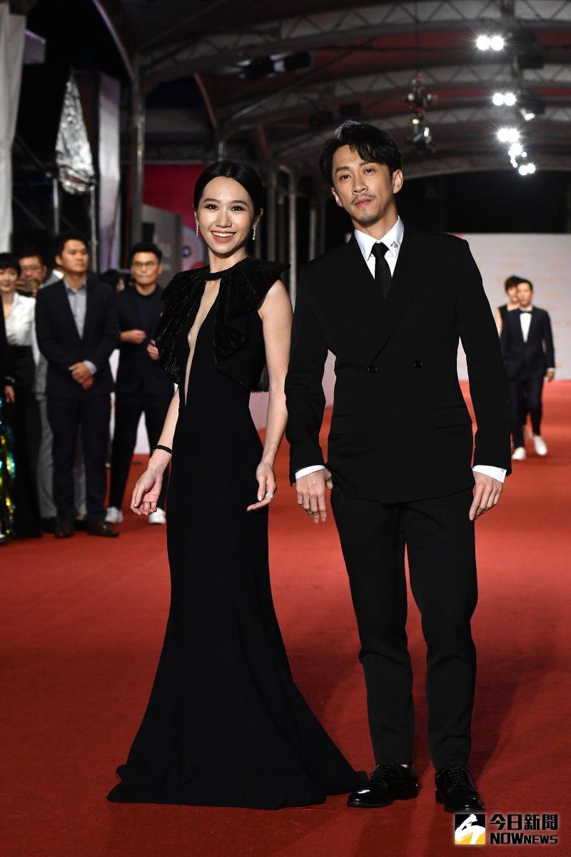 ▲▼Lulu(左)和陳漢典第四度入圍「綜藝節目主持人獎」。(圖/NOWnews影像中心)