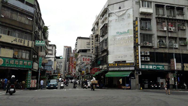 房市/萬華捷運議題未發酵 40年老公寓詢問度大增