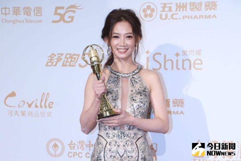 金鐘55/「迷你視后」被誤會缺錢演18禁 吳奕蓉要媽放心