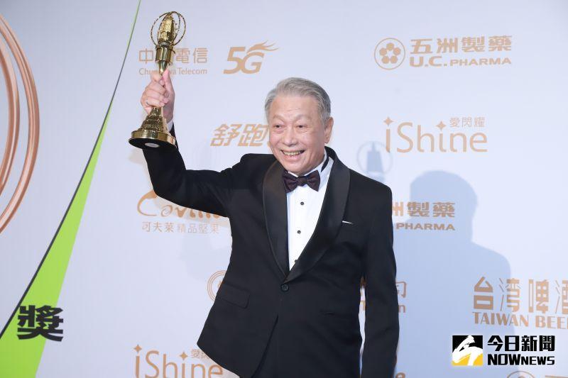 金鐘55/心臟裝支架仍不退休!林義雄獲頒終身貢獻獎