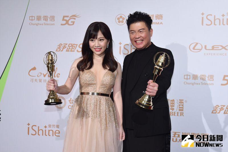 ▲蔡尚樺(左)曝「開低走高」祕訣。(圖/NOWnews影像中心)