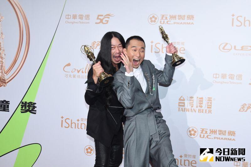 金鐘55/「浩翔」擊敗吳宗憲奪金 <b>陳亞蘭</b>:贏在平實自然