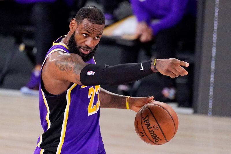 NBA/確定可以打聖誕大戰 詹皇:我從未缺席