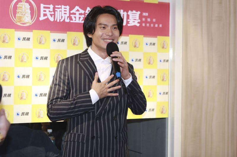 金鐘55/姚淳耀榮獲視帝 意外掀起話題「好像孫協志」