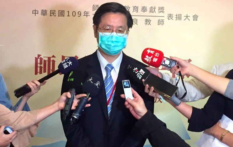 抗疫兼顧研究教學 台大副校長<b>張上淳</b>獲師鐸獎
