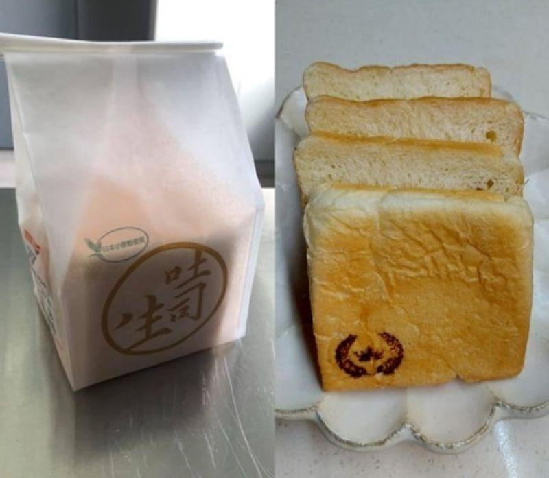 ▲傳說中的「神級食物」就是家樂福的「生吐司」。(圖/翻攝家樂福carrefour商品網友真心話臉書社團)